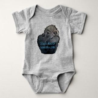 An welchem Kauen Lookin?  Baby Onsie Baby Strampler