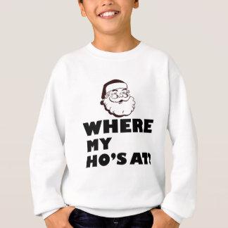 an wo mein Hos Sweatshirt