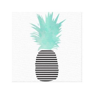 Ananas-Druck Leinwanddruck