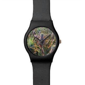 Ananas-Feld-Uhr Uhr