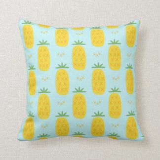 Ananas-Muster-Wurfs-Kissen Kissen