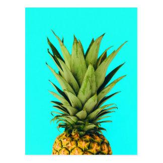 Ananas-Postkarte Postkarte