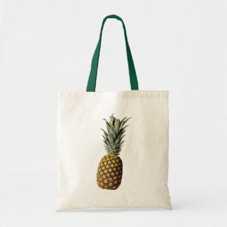 Ananas Leinentasche