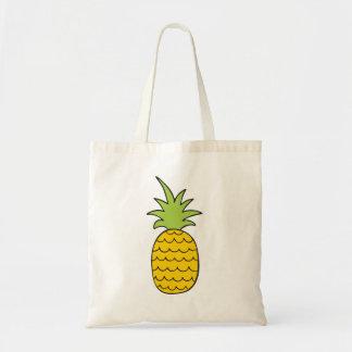Ananas-Tasche Tragetasche