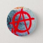 Anarchie-Graffiti Runder Button 5,7 Cm