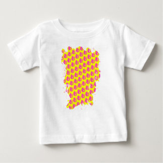 Anarchie-Muster Baby T-shirt