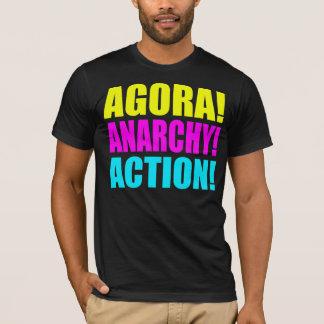 Anarchisten-Frühjahrsferien T-Shirt