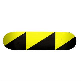 Ancap, politische Flagge Kolumbiens Individuelle Skateboarddecks