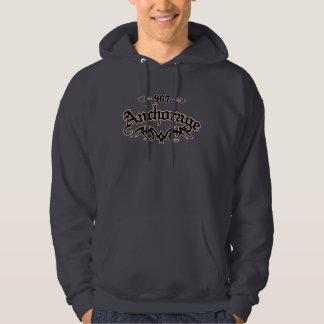 Anchorage 907 hoodie