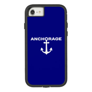 Anchorage - Alaska iPhone 7 Fall Case-Mate Tough Extreme iPhone 7 Hülle 1