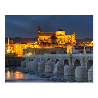 Andalusien - Mezquita an der Postkarte