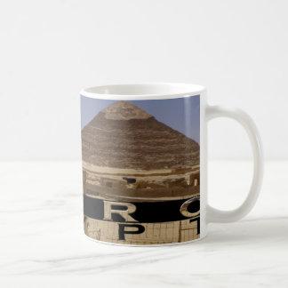 Andenken Kairos Ägypten Kaffeetasse