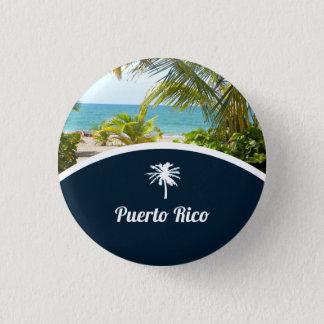 Andenken: Puerto- Ricostrand: Button