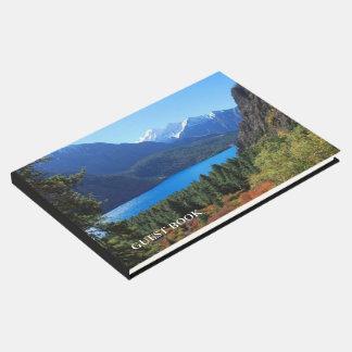 Änderungsfarbe der SCHABLONE DIY addieren Gästebuch