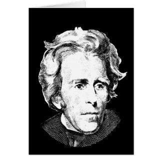 Andrew Jackson Grußkarte - andrew_jackson_grusskarte-r0df727d0788446ae8995d9e75754824b_xvuat_8byvr_324