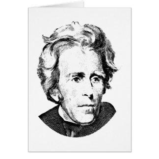 Andrew Jackson Grußkarte - andrew_jackson_grusskarte-r9546d826d7c649a8986ef7ef78554d97_xvuat_8byvr_324