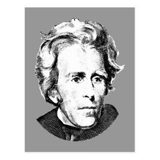 Andrew Jackson Postkarten - andrew_jackson_postkarten-r1984ca54ea8349749c801080ef28c0bc_vgbaq_8byvr_324