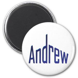 Andrew Runder Magnet 5,7 Cm