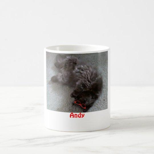 Andy die persische Katze Tasse