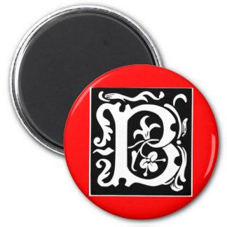 Anfangsb Runder Magnet 5,7 Cm