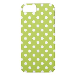 Angebot schießt grünen Tupfen iPhone 7 Kasten iPhone 7 Hülle