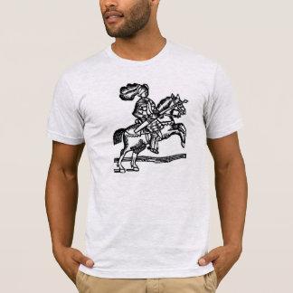 Angebrachter Lancer-T - Shirt