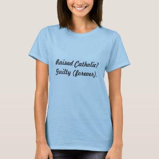 Angehobener Katholischer? T-Shirt