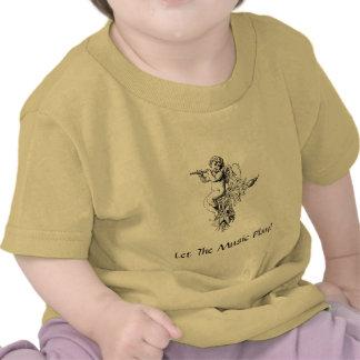 Angel4, ließ das Musik-Spiel! Shirt