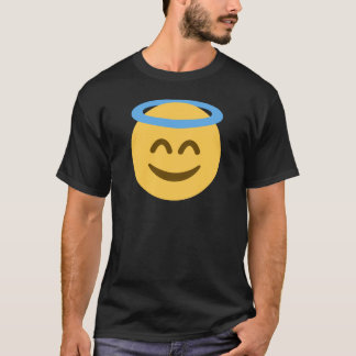 Angel Emoji T-Shirt