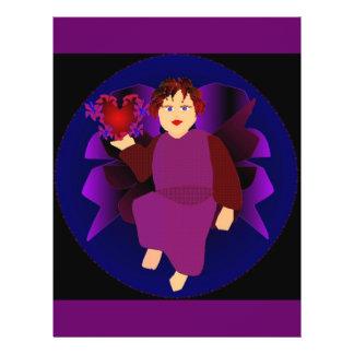 Angel Of Hearts V Flyer