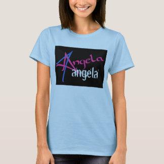 ANGELA-Damen-Baby - Puppe T - Shirt
