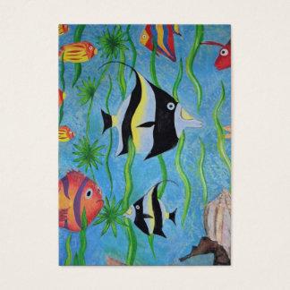 Angelfish Visitenkarte