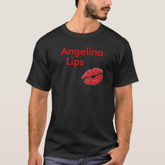 Angelina, Lippen T-Shirt