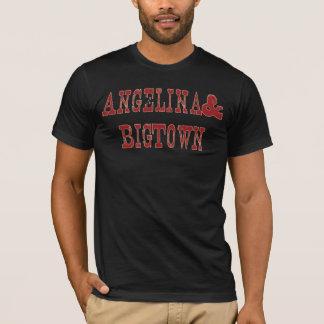 Angelina u. BigTown - der T - Shirt der Männer