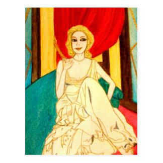 Angelique Postkarte