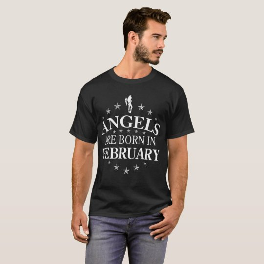 Angels February T-Shirt