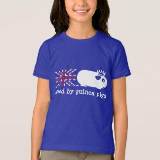 Angeordnet durch Meerschweinchen T-Shirt