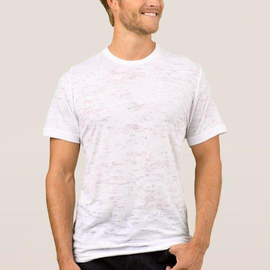 Angepasster der Burnout-T - Shirt der Männer - Sie