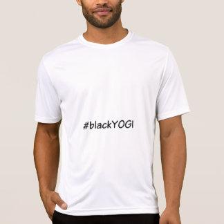 angepasster die Leistungs-T - Shirt #black Yogi
