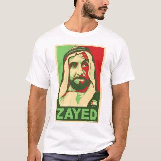 Angepasster Scheich Zayed Shirt
