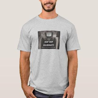 Angesagtes angesagtes Hurray für Ihren angesagten T-Shirt