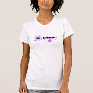 Angesteckt durch Korea T-Shirt
