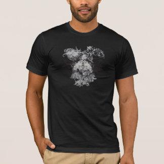 Angesteckt in den Schädeln T-Shirt