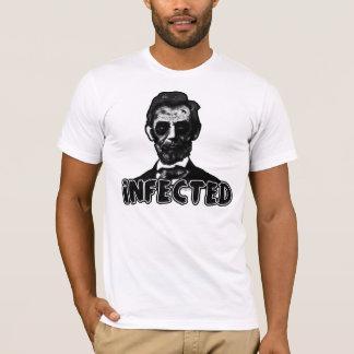 Angesteckter Abe T-Shirt