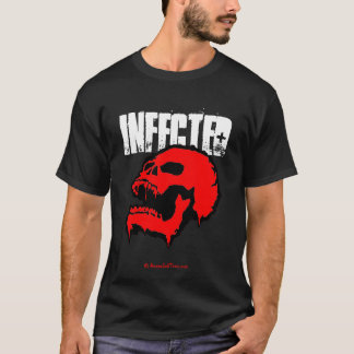 """""""ANGESTECKTER"""" ZOMBIE-T - SHIRT"""