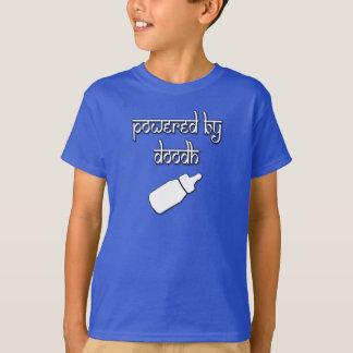 Angetrieben durch Doodh (angetrieben durch Milch) T-Shirt
