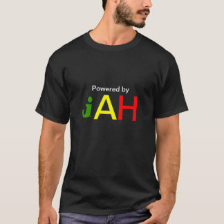 Angetrieben durch Jah Rastafari T - Shirt