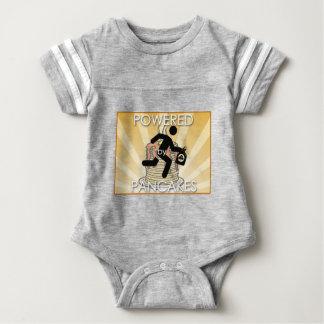 Angetrieben durch Pfannkuchensunrays-Logo - Hygge Baby Strampler