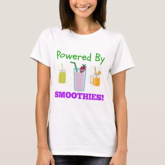 Angetrieben durch Smoothies-Shirt T-Shirt