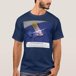 Angetriebener Flug die NASA Lasers T-Shirt